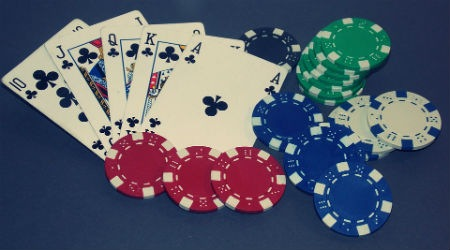 El póker no es un juego de apuestas